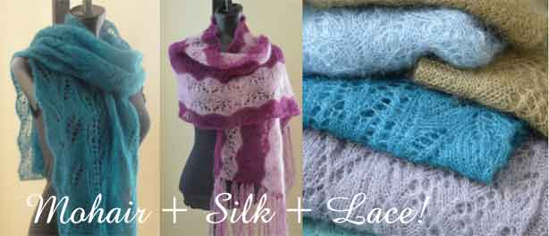 Moahir Silk Knitting Patterns